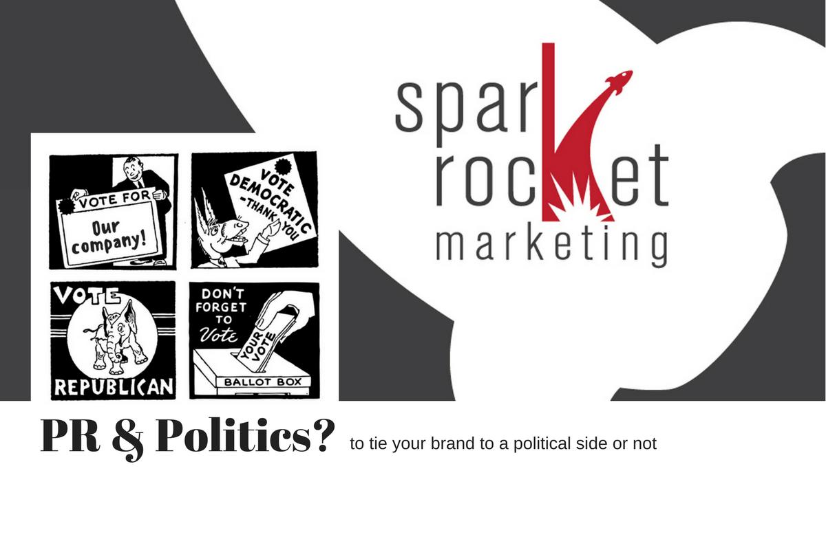 PR & Politics on No F***s Left Friday